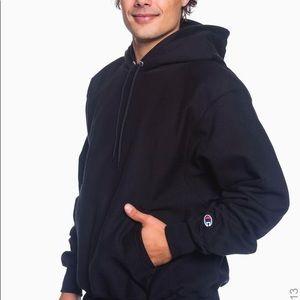 sale • champion reverse weave hooded sweatshirt